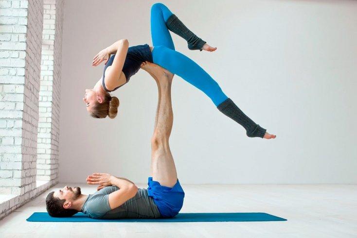 Особенности парной йоги
