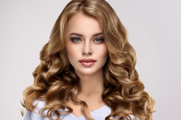 Красота кудрявых волос: жизнь после химической завивки