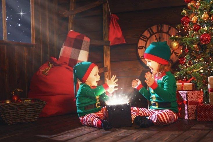 Новый год — лучший праздник детства