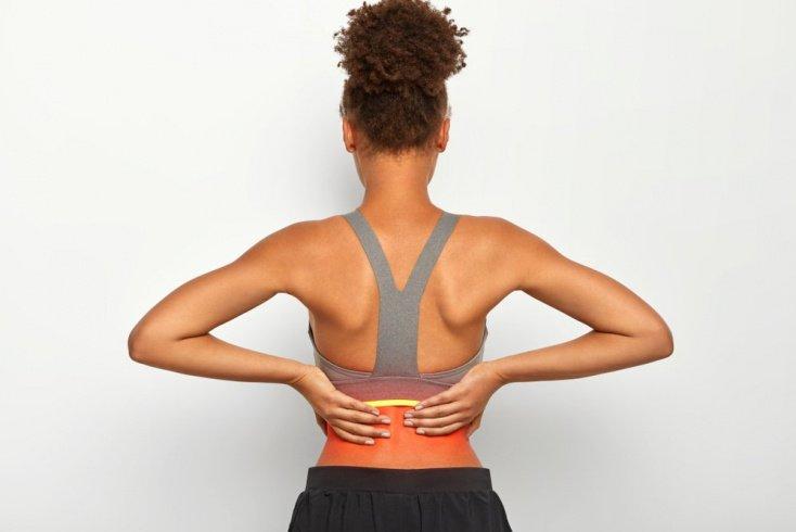Каковы симптомы остеохондроза поясничного отдела позвоночника?