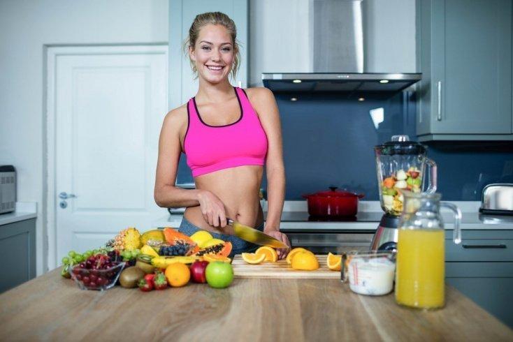 Тренировки и питание для укрепления здоровья