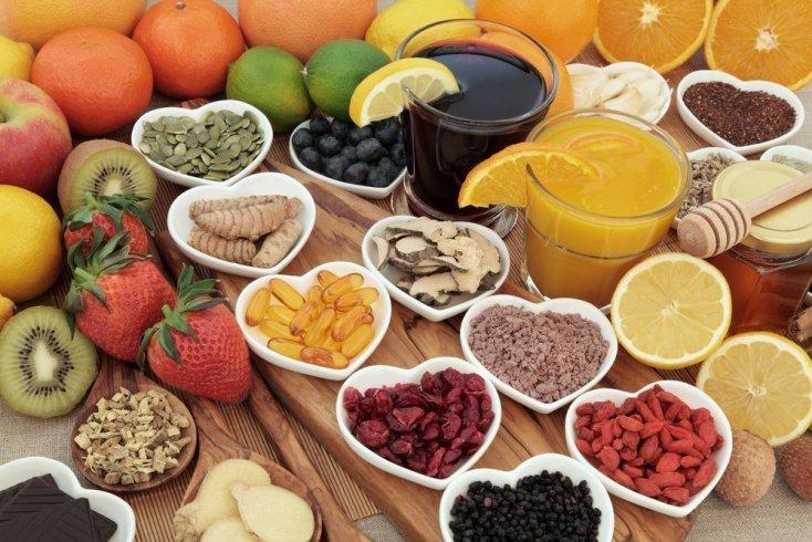 Витамины — поддержка иммунитета