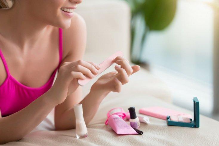 Подготовка ногтей
