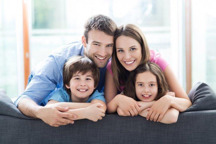 Счастье детей в здоровой зависимости