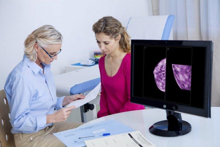 Консультация маммолога при мастопатии