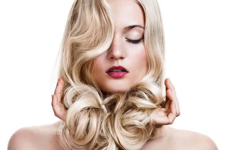 Оцените состояние и тип волос