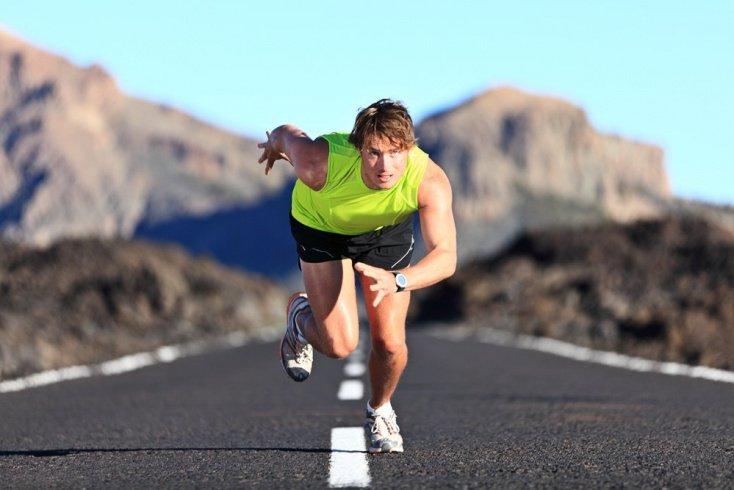 Быстрый бег: отработка техники физической нагрузки