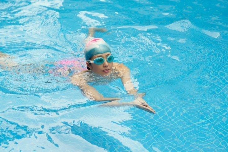 Технические основы физических нагрузок при плавании брассом