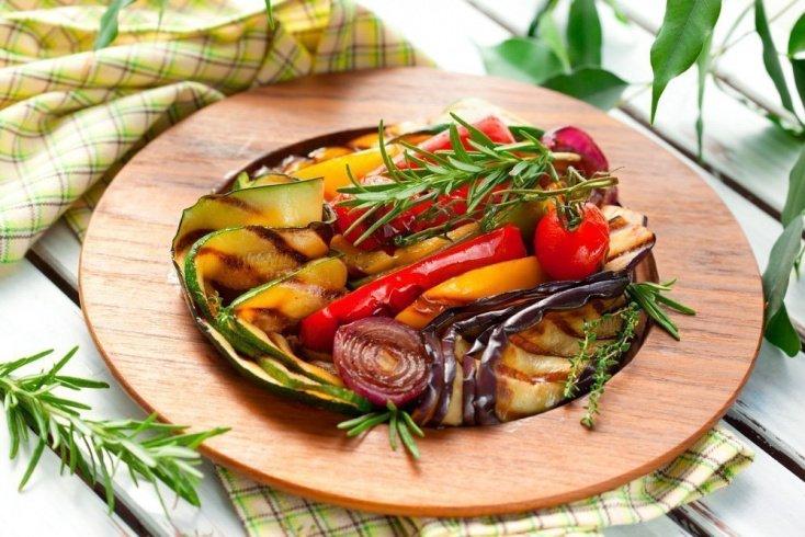 Полезные блюда из овощей для здоровья