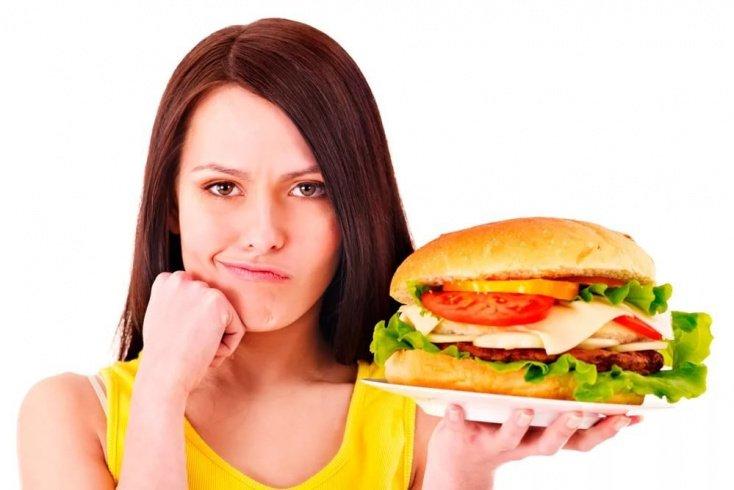 Каким продуктам не место в меню питания при дисплазии шейки матки?