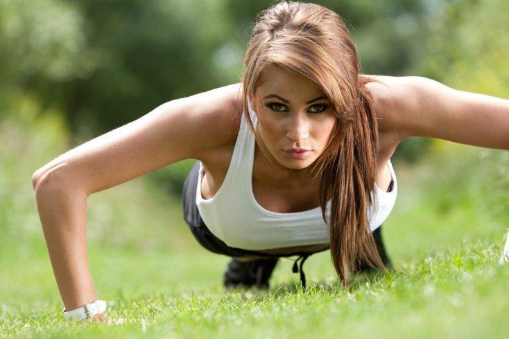 Базовая фитнес-тренировка для улучшения осанки