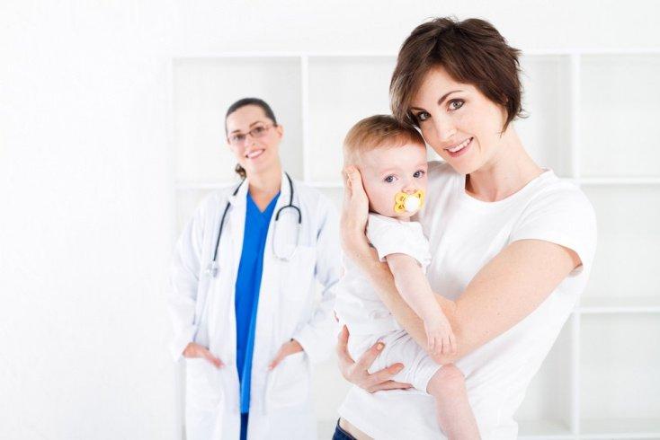 Методики лечения гемангиомы у малышей