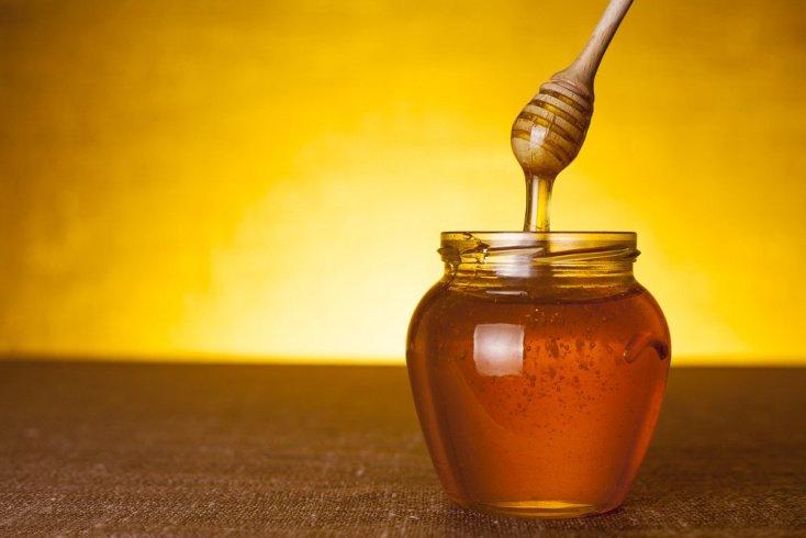 Мед для здоровья кожи головы