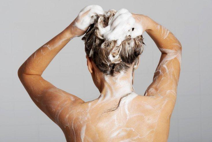 Натуральный шампунь
