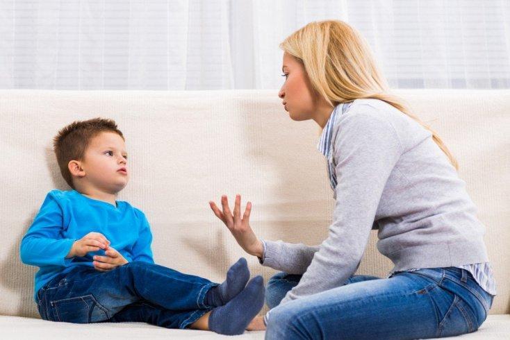 Как мать может подготовить ребенка к своему выходу на работу?