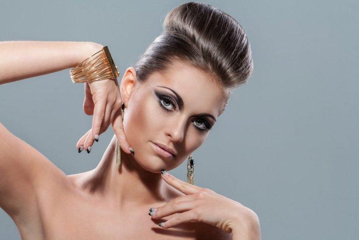 Волосы: правильная прическа сделает вас выше