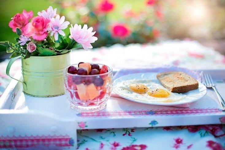 Яйца помогут справиться с дефицитом В12 в диете