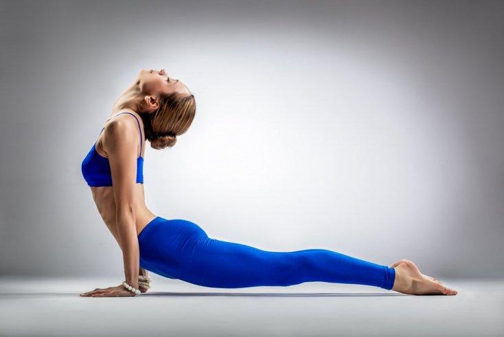 Йога — гимнастика для души и тела