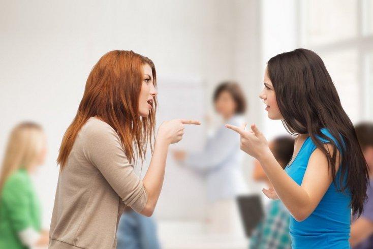 Общение как соперничество