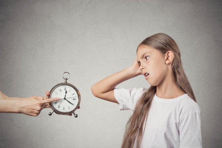 Почему родители не могут уложить детей спать?