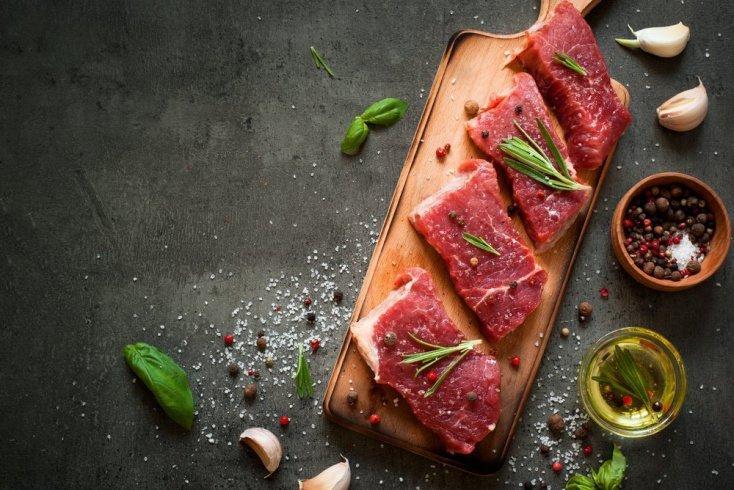 5. Обработанное красное мясо