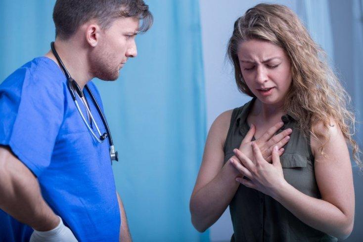 Симптомы, возникающие при алкогольной кардиомиопатии