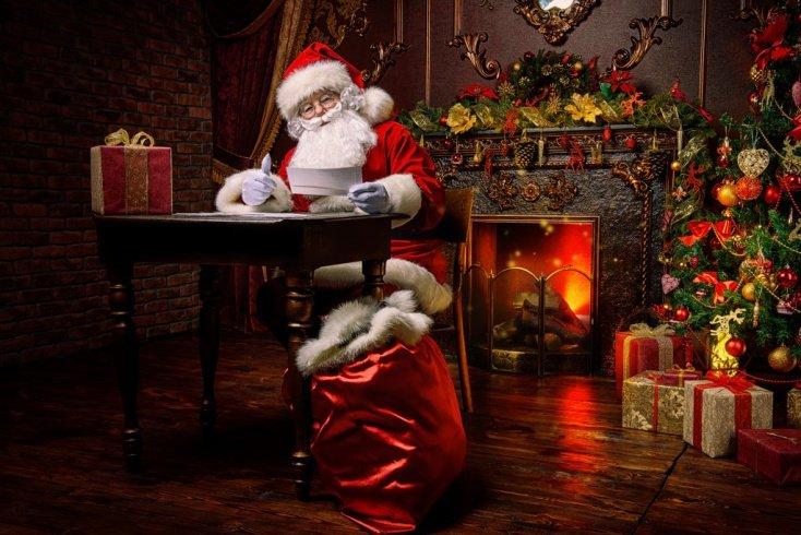 Когда дети готовы к знакомству с Дедом Морозом?