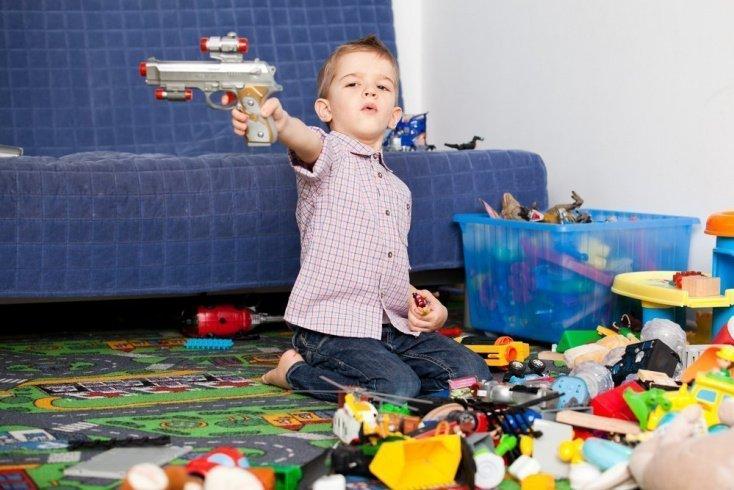 Психологическое здоровье детей: избавление от отрицательных эмоций