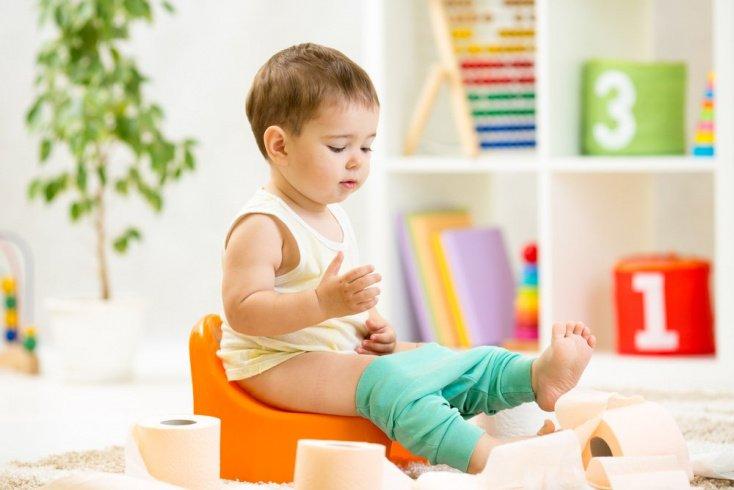 Готовность малышей к горшку: оцениваем развитие детей