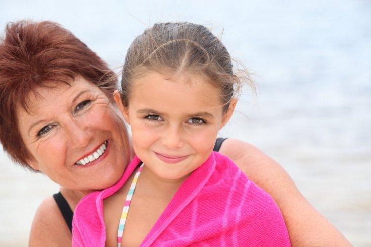 Бриджит Нильсен: счастливая мать в 54 года