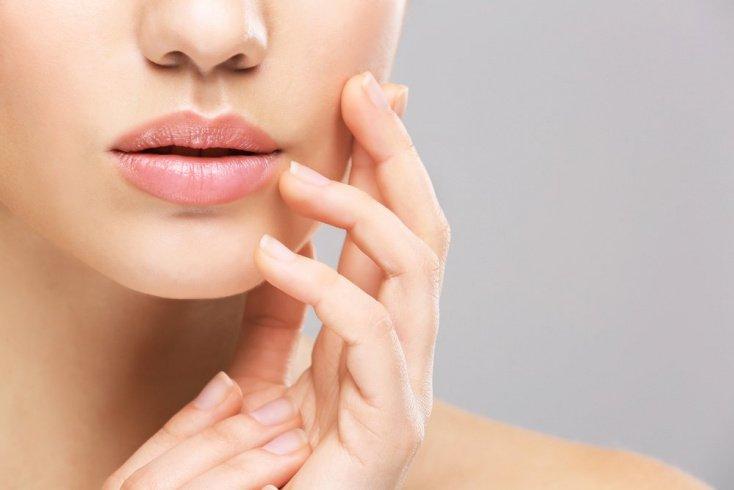 Раздражение кожи лица
