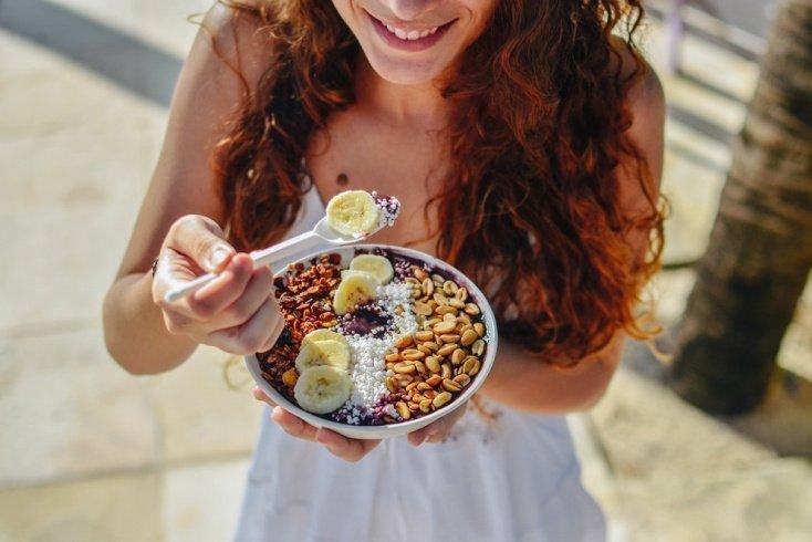 Мюсли — вкусный аналог цельного зерна