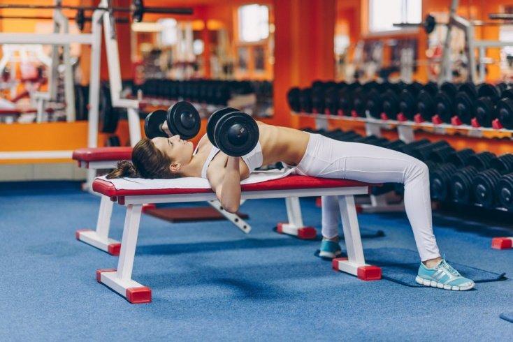 Базовый силовой комплекс упражнений для женщин