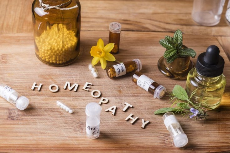 Распространение гомеопатии