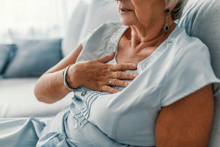 Особенности инфаркта у женщин