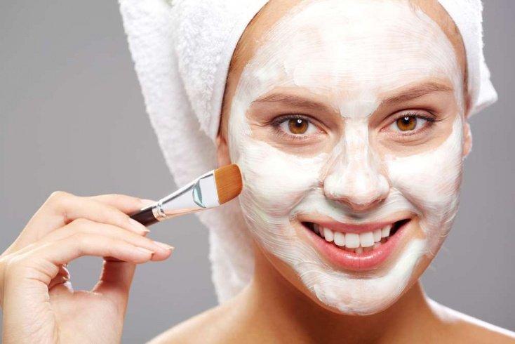 Рецепты подтягивающих крахмальных масок для кожи