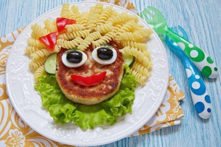 Рецепты котлет и тефтель для детей