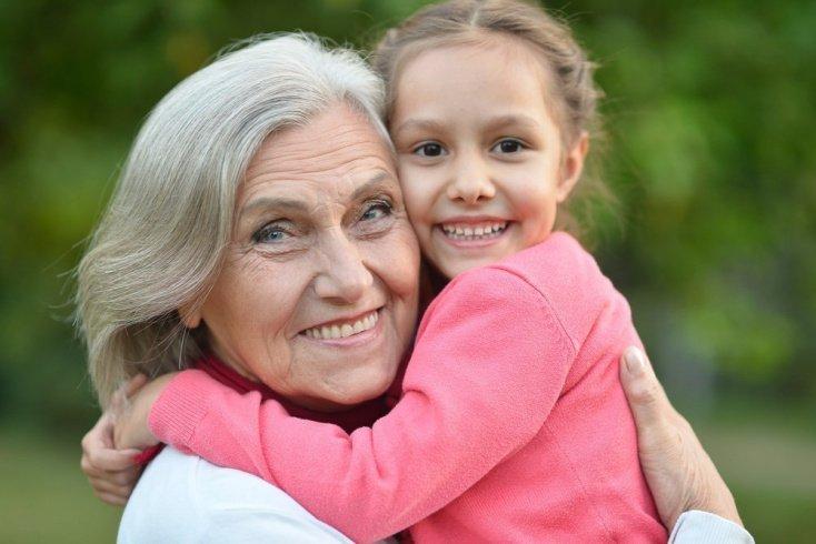 Бабушка — не мама