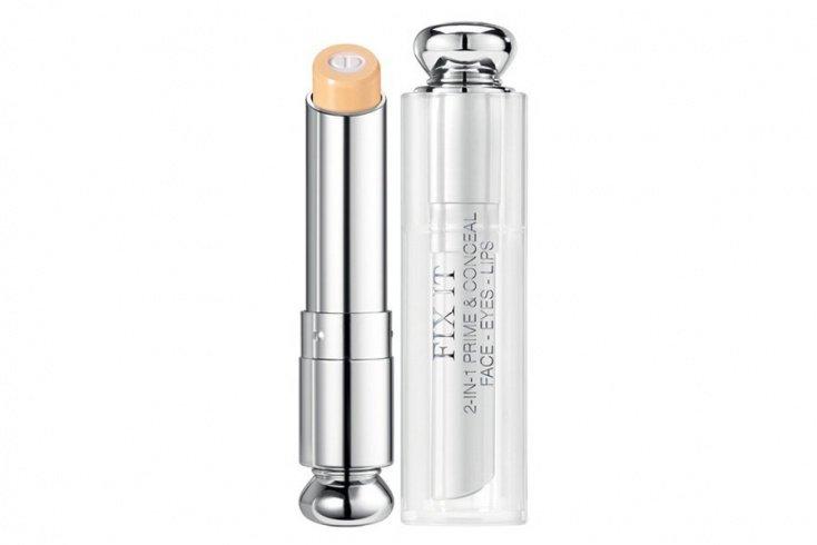 Универсальный праймер для лица, глаз и губ, Christian Dior 2-in-1 Prime & Conceal Источник: static.glamour.r