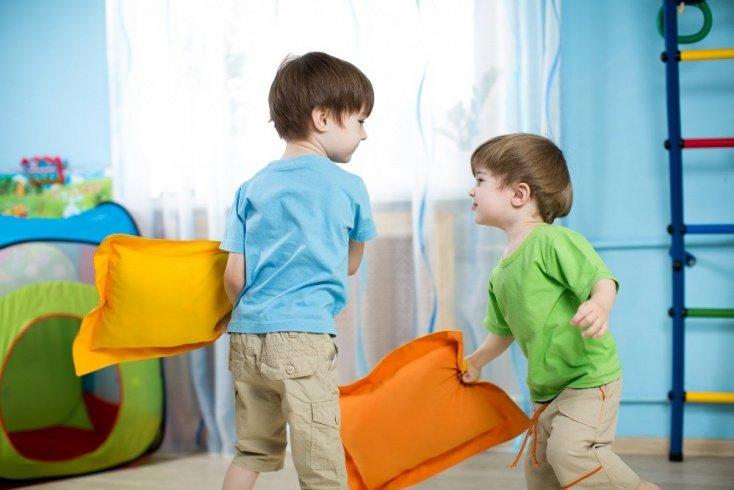 Дошкольный возраст детей: почему возникают конфликты?