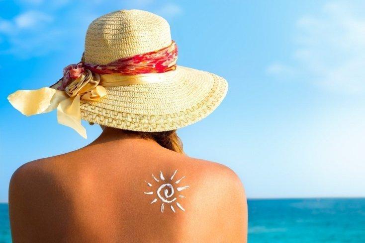 Защита от солнца для красоты кожи
