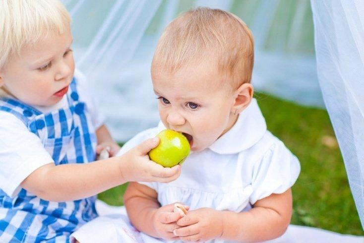 Что делать, если дети не едят фрукты?