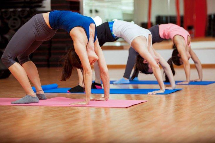 Упражнение «мостик»: выполнение из разных положений
