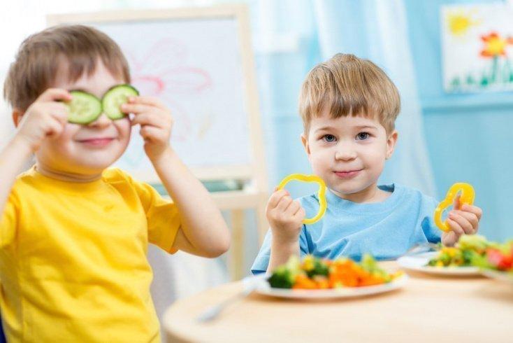 Здоровье малыша: как научить привереду питаться с пользой?