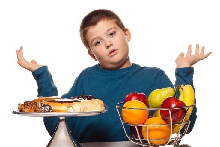Как правильно организовывать питание ребенка?