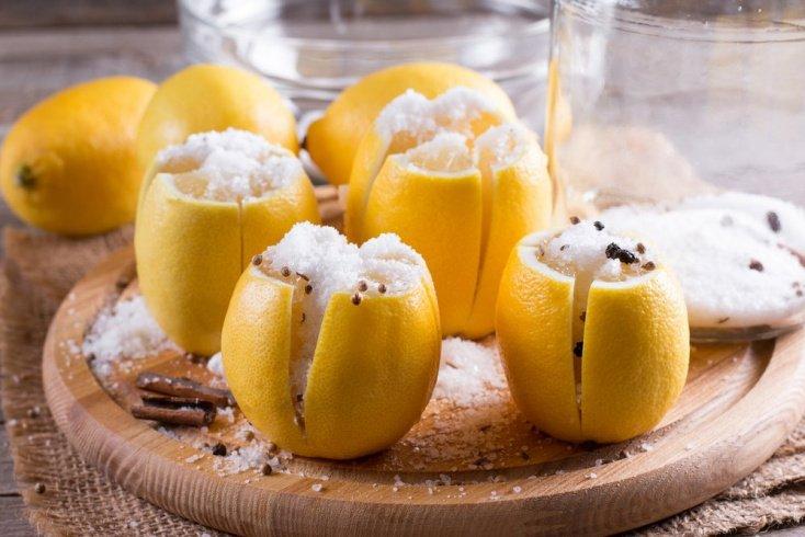 Солим лимоны: пикантные фрукты в рецептах блюд