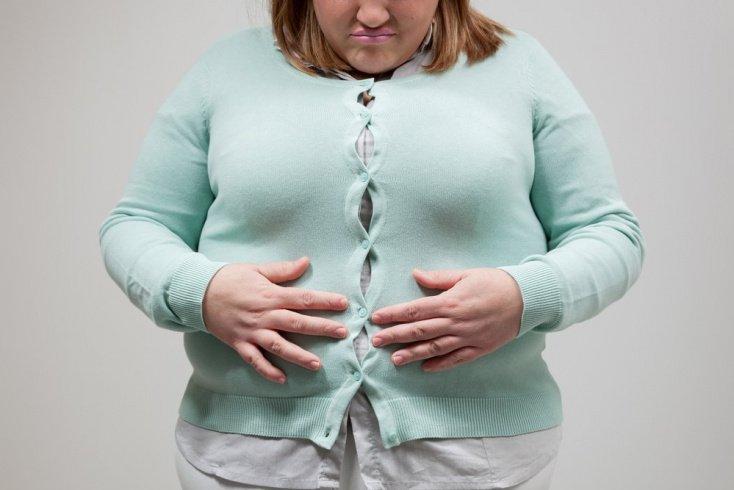 Проблемы с суставами при лишнем весе
