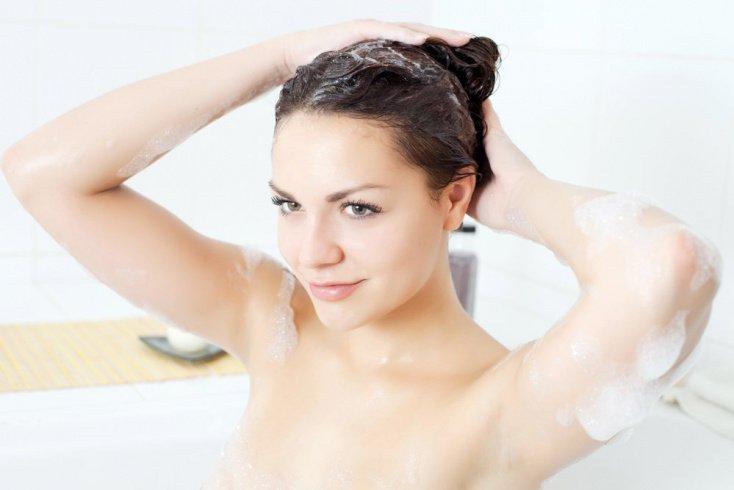 Природная косметика для ухода за волосами