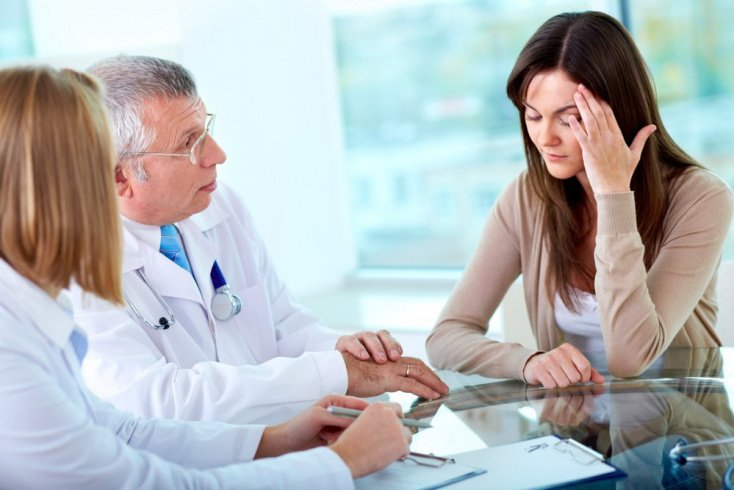 Частые причины возникновения головной боли