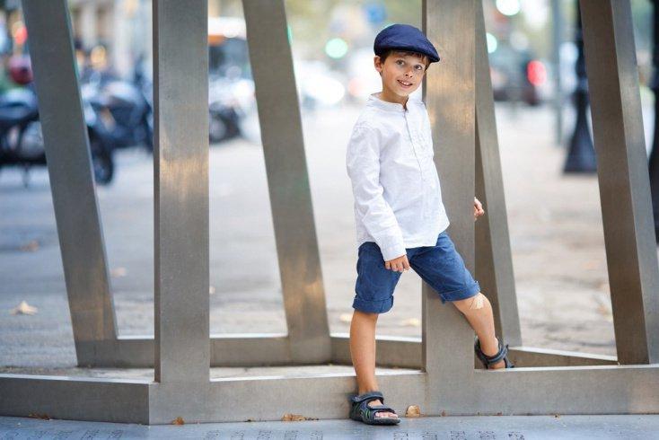 Когда ребенок начинает понимать, что стильно, модно — это престижно?